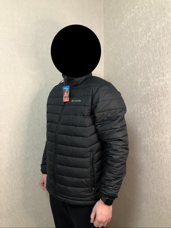 Оригинальная куртка columbia пуховик - Фото 2