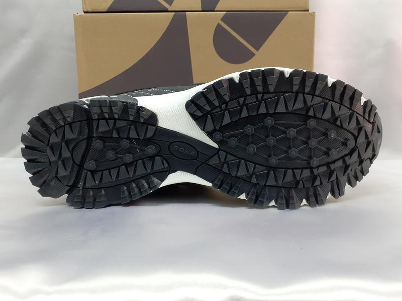 Скидка!комфортные кроссовки мужские синие из нубука bona 42-46р. - Фото 9