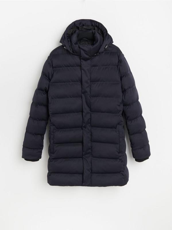 Мужская зимняя куртка reserved скидка - Фото 3