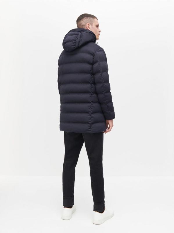 Мужская зимняя куртка reserved скидка - Фото 4
