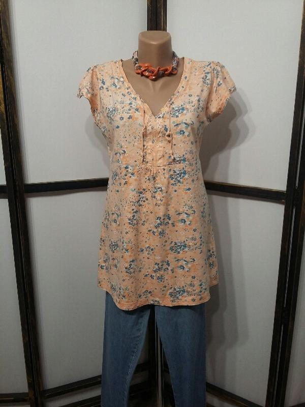 Туника футболка блуза бренд nkd