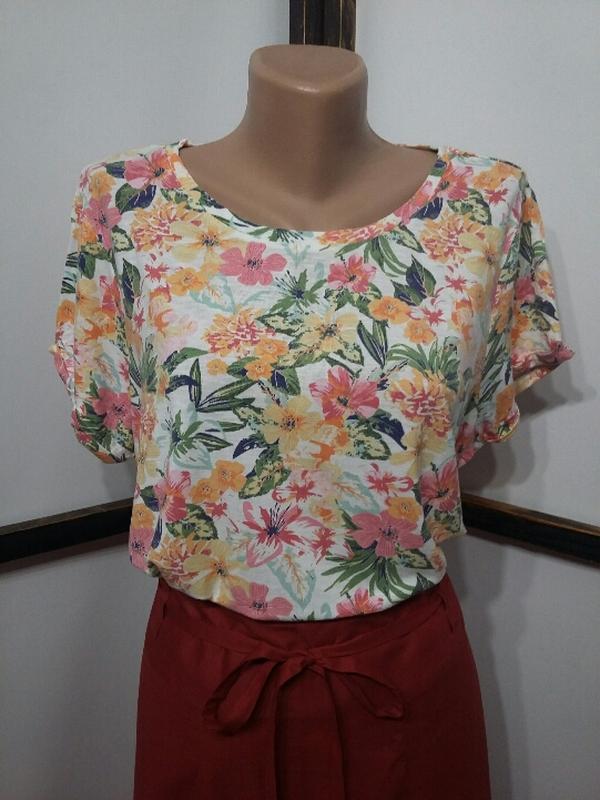 Футболка блуза блузка tchibo