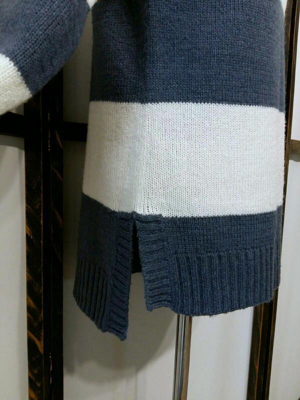 Пуловер джемпер свитер в полоску бренд atmosphere - Фото 4