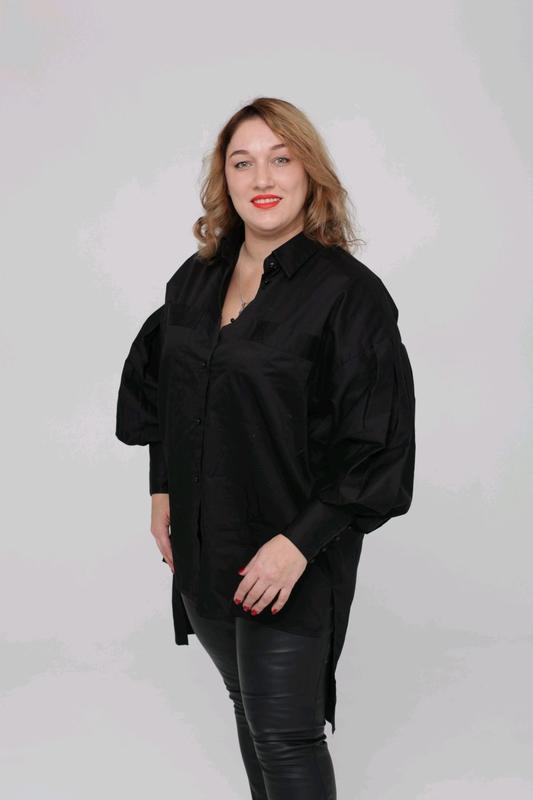 Рубашка женская - Фото 4