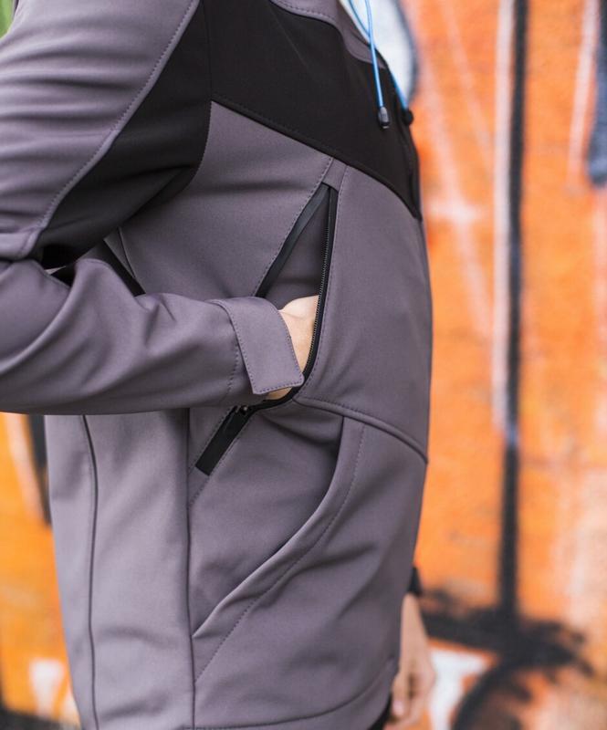 Куртка мужская весна/осень - Фото 3