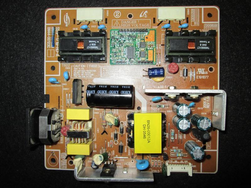 Блок питания монитора Samsung, SSIP-1719-HD-A / BN44-00123C