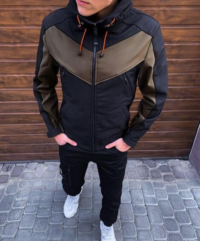 Куртка мужская весна/ осень