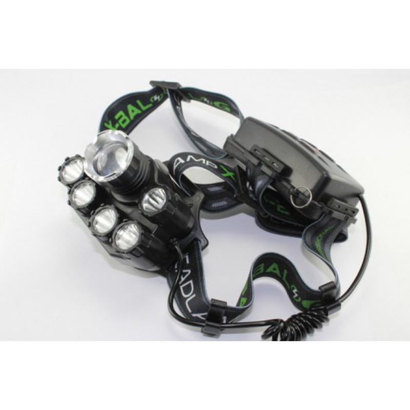 Налобный фонарь BL POLICE BL-T78 158000W T6 фонарик 1700 Lumen