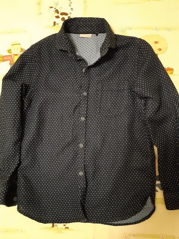 Рубашка next для мальчика