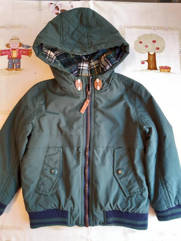 Куртка nutmeg для мальчика 4-5 лет