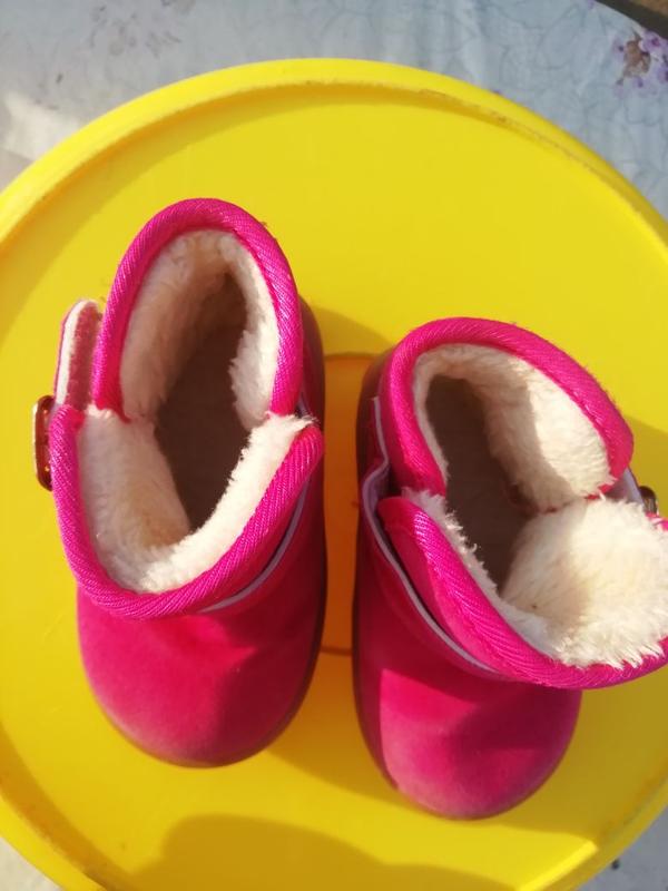 Зимняя детская обувь - Фото 2