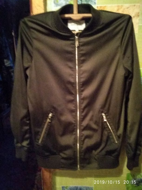 Куртка женская шелк