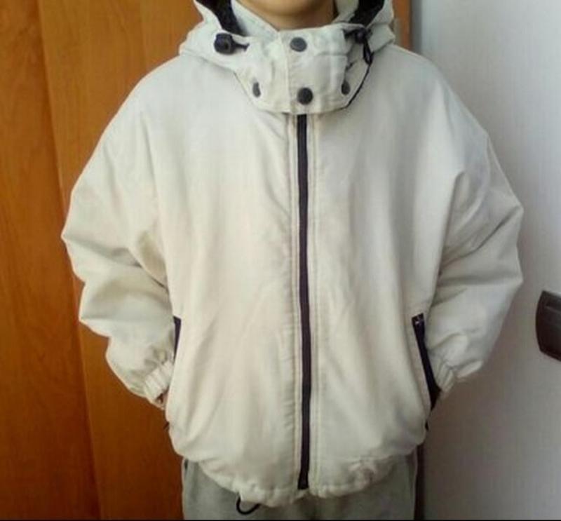 Курточка тёплая на 7-8 лет