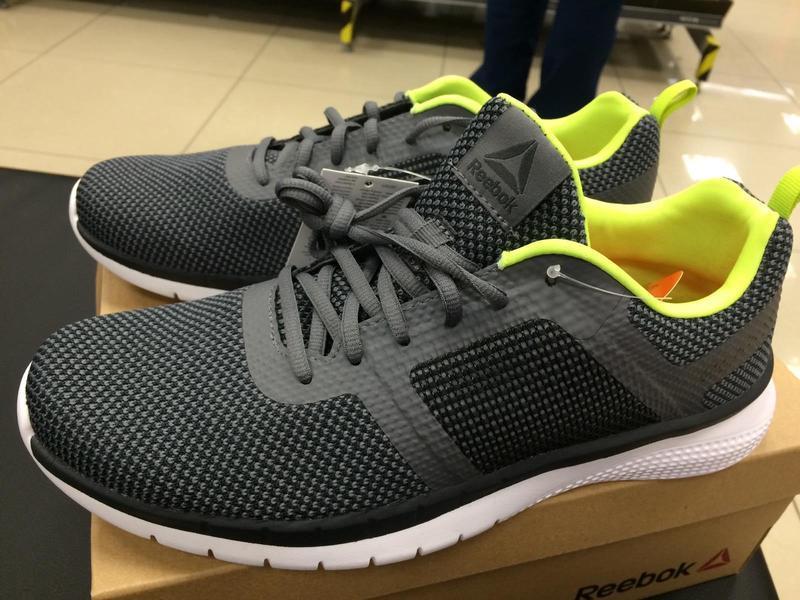 Мужские кроссовки reebok pt prime runner fc cn7455