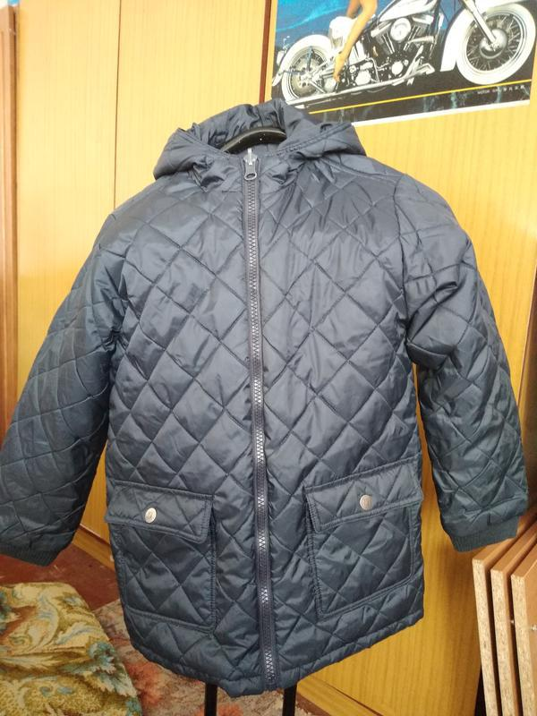 Двусторонняя демисезонная подростковая куртка.