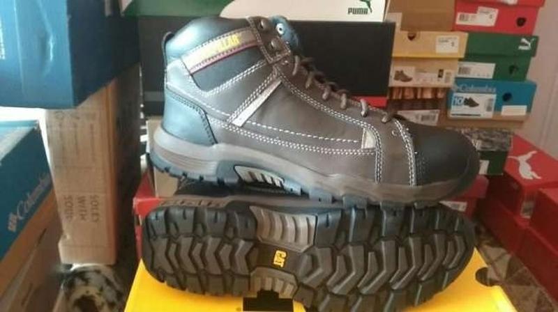 Ботинки мужские caterpillar regulator оригинал из сша - Фото 10