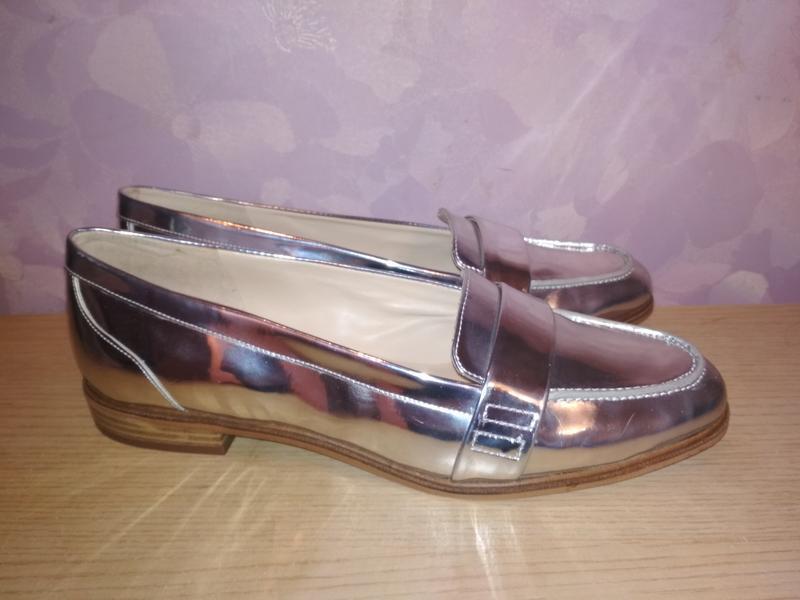 Туфли -лоферы 42 р из сша