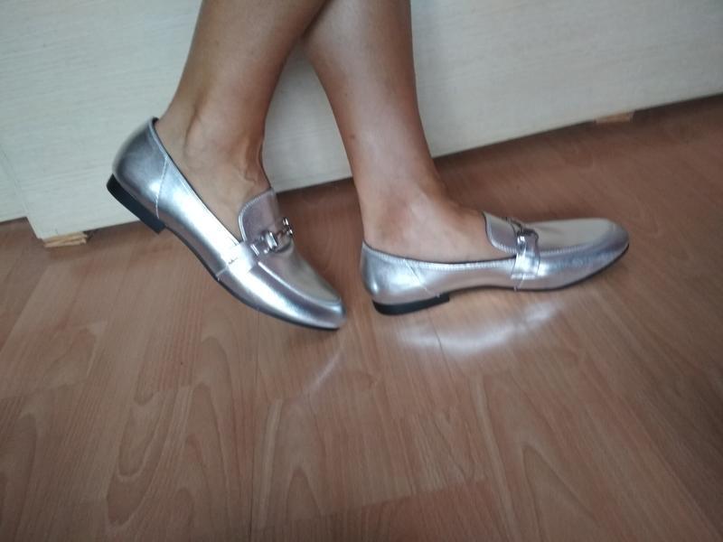 Туфли -лоферы 43 р