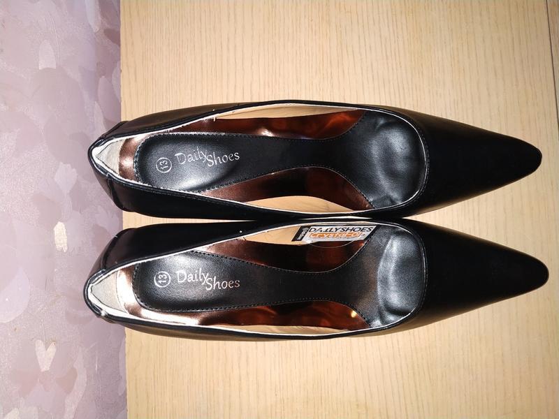Туфли лодочки большой размер 44 р из сша - Фото 3