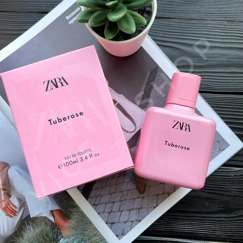 Zara tuberose 100мл духи парфюмерия туалетная вода оригинал ис...