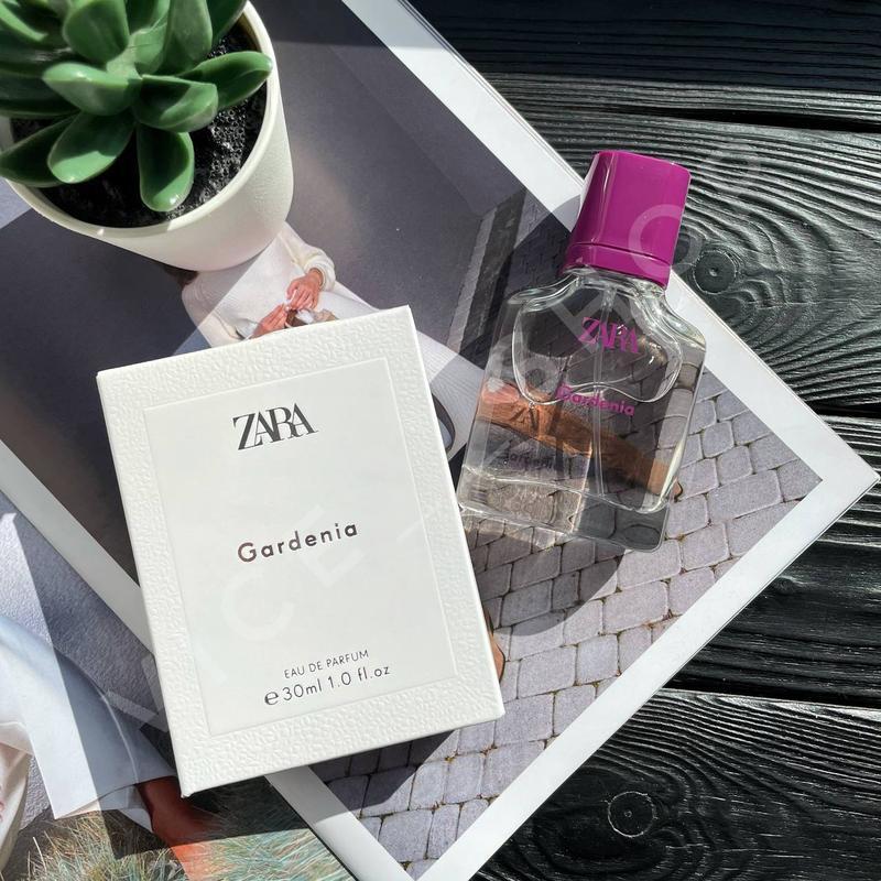 Zara gardenia духи парфюмерия туалетная вода оригинал испания ...