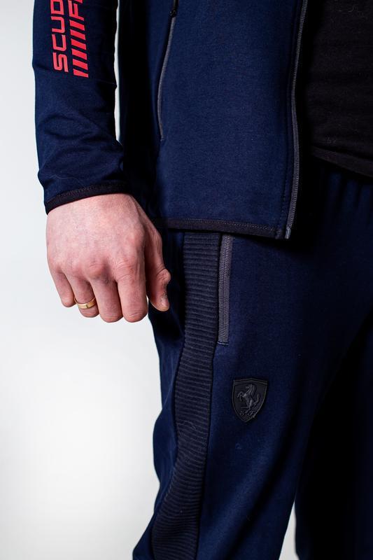 Спортивний костюм puma - Фото 4
