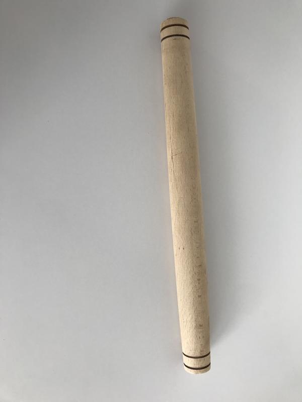 Скалка, скалка для теста, деревянная скалка.