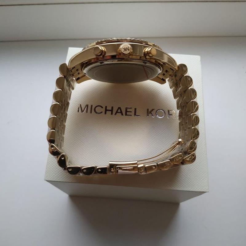 Мужские часы Michael Kors MK8286 'Lexington' - Фото 5