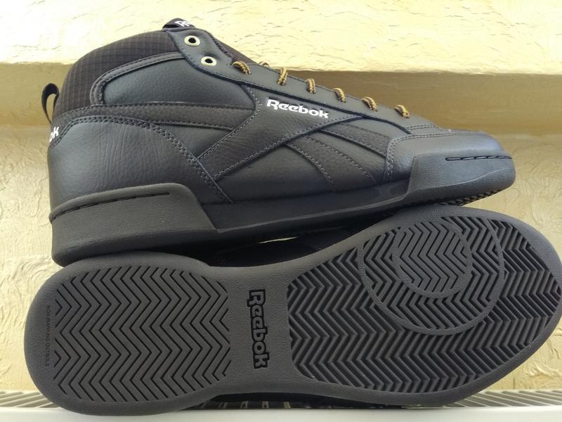 Зимние ботинки кроссовки reebok royal complete pmw crossfit sp...