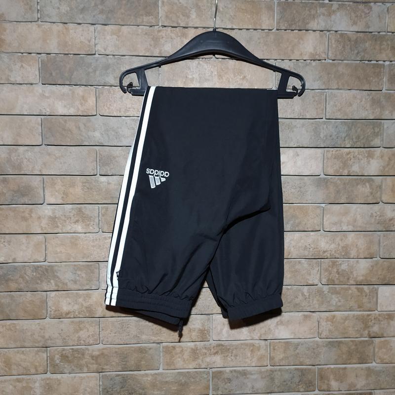 Adidas оригинал спортивки спортивные штаны размер l 174