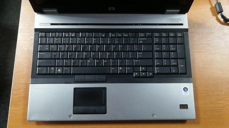 Б/у Ноутбук HP 8730w - Фото 3