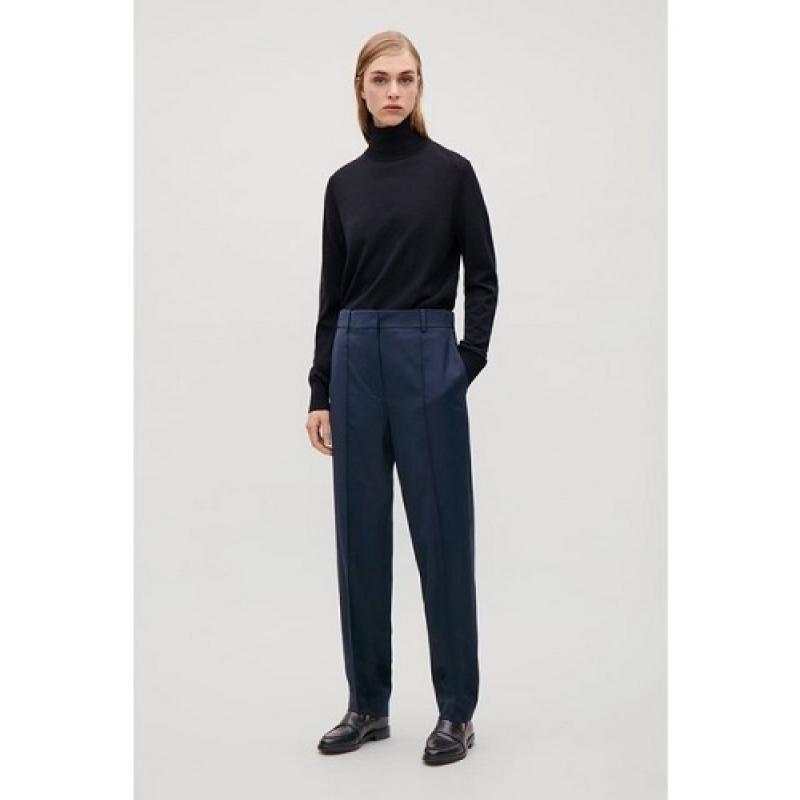 Cos брюки, штаны классические, шерстяные, размер 44(евро), 100...