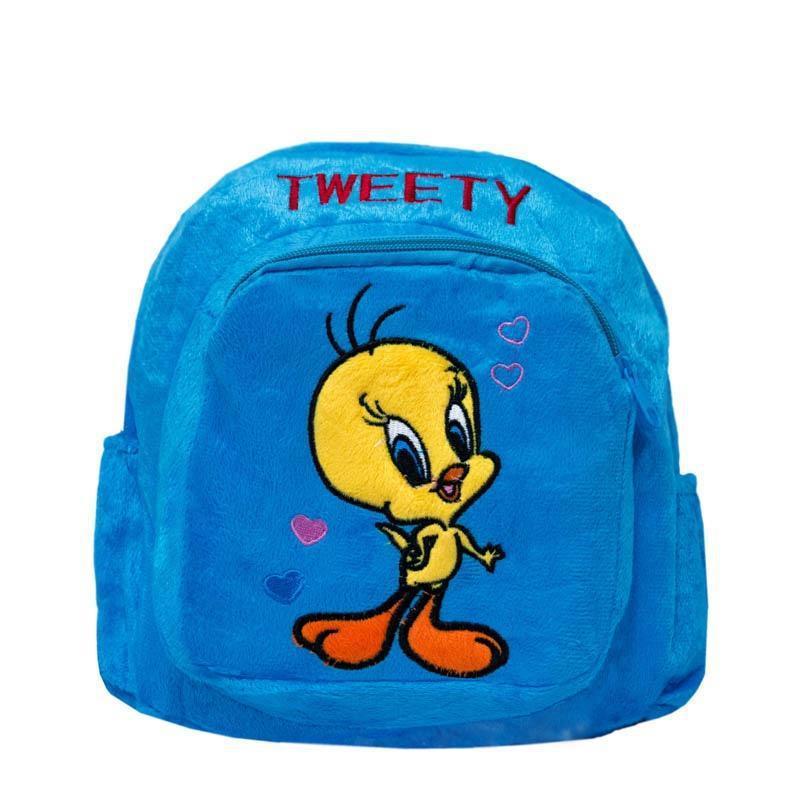 Рюкзак рюкзачок плюшевый
