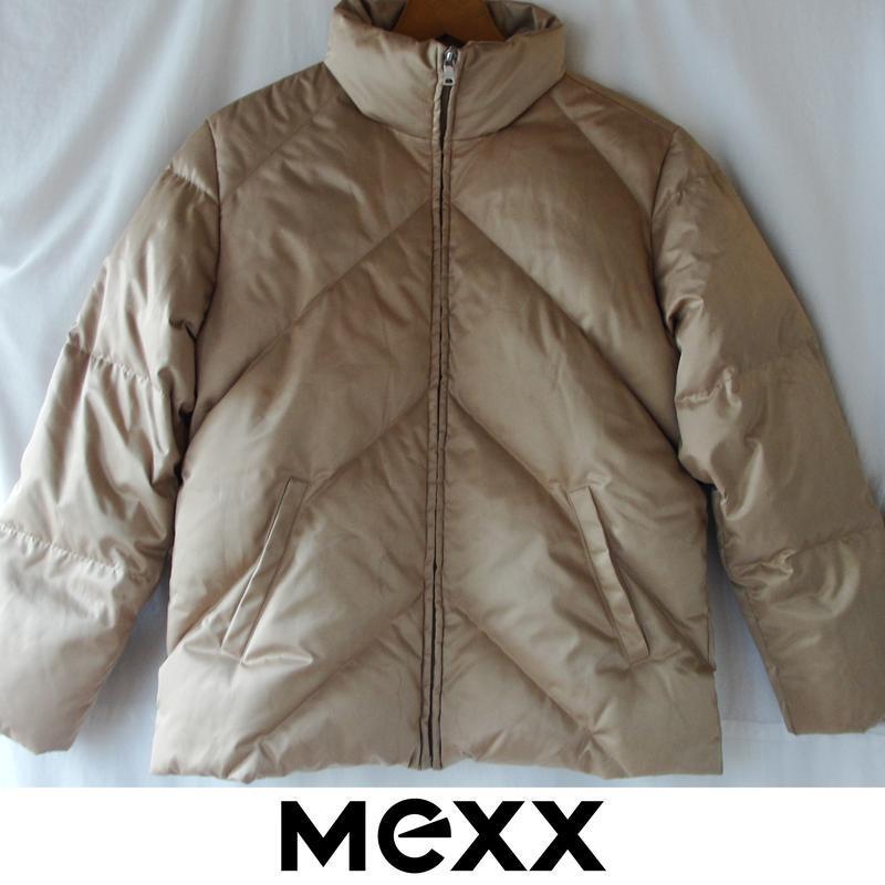 Женская куртка пуховик mexx
