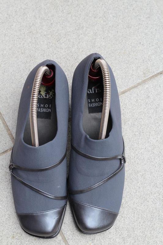 Комфортные и стильные  туфли afis