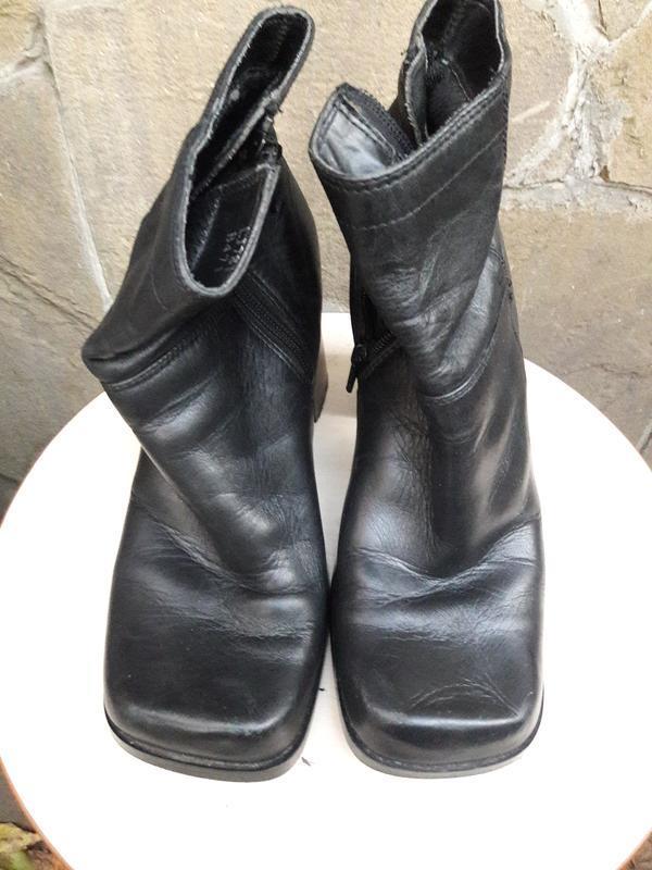Стильные ботинки. - Фото 4