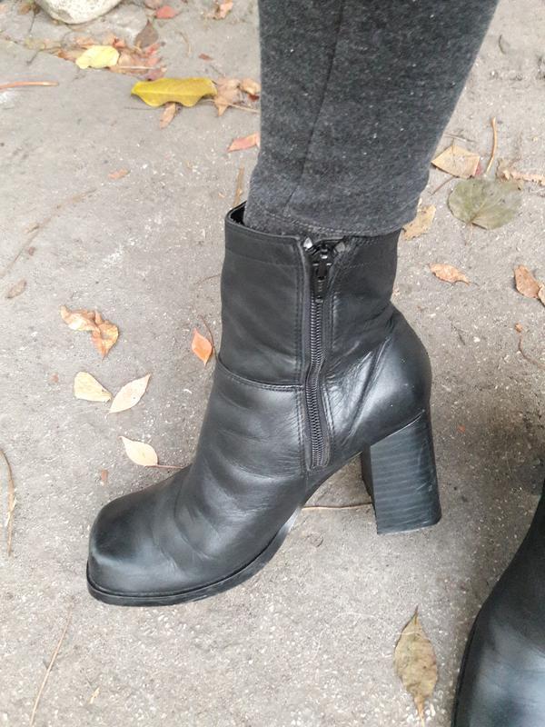 Стильные ботинки. - Фото 7