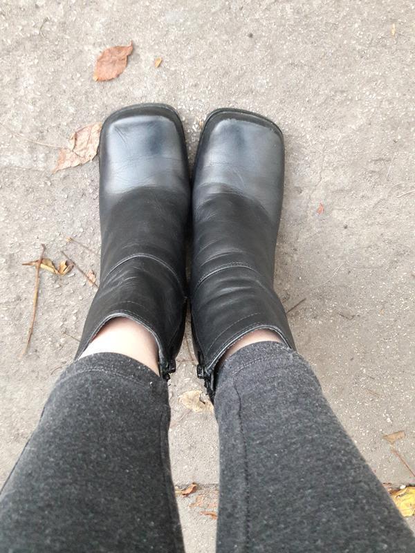 Стильные ботинки. - Фото 8