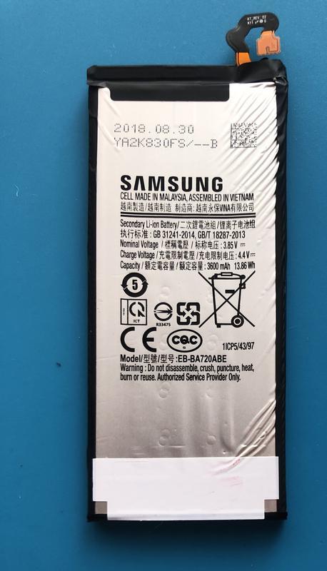 Оригинал батарея,аккумулятор Samsung Galaxy J7 2017 J730F