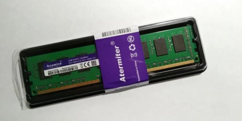Оперативная память DDR3 2Gb для процесса AMD