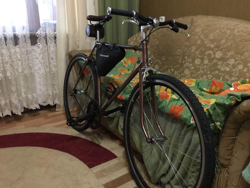 Велосипед ХВЗ