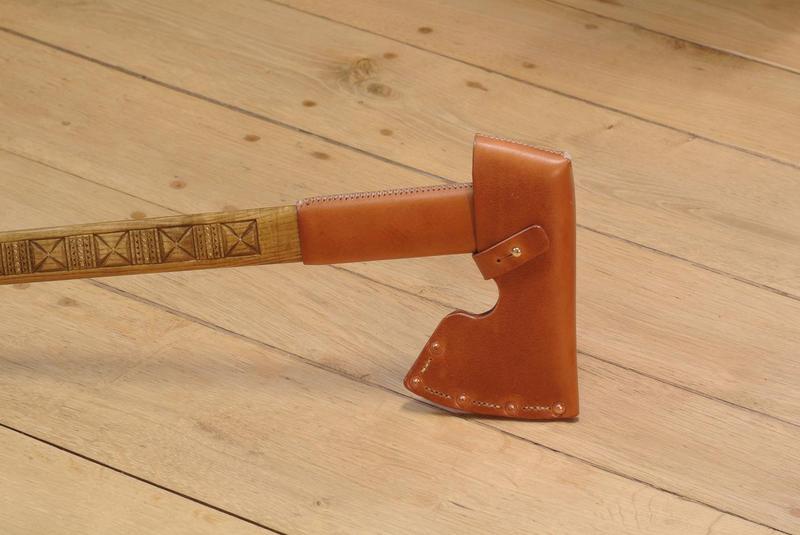 Бартка валашка Гуцульський топірець сокира топор axe - Фото 2