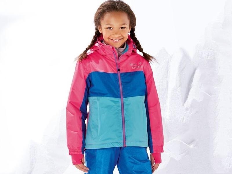 Раздельный лыжный комбинезон на девочку crivit германия