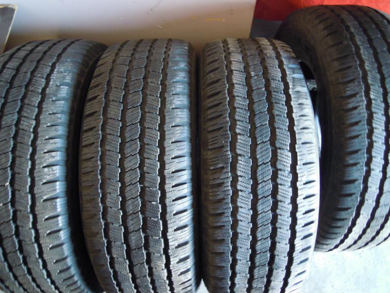 Шины Michelin LTX 245/65/17 - Фото 6