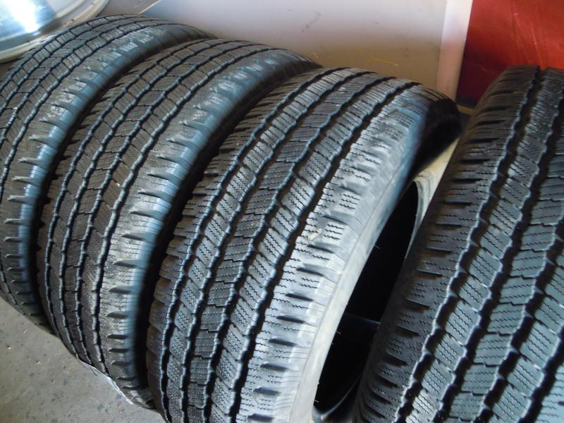 Шины Michelin LTX 245/65/17 - Фото 7