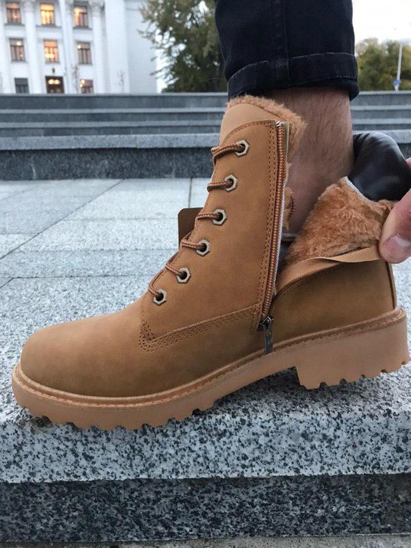Мужские ботинки - Фото 2