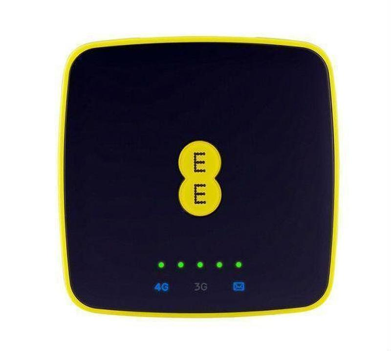 3G/4G LTE wifi роутер Alcatel EE40. Интернет в любой точке.