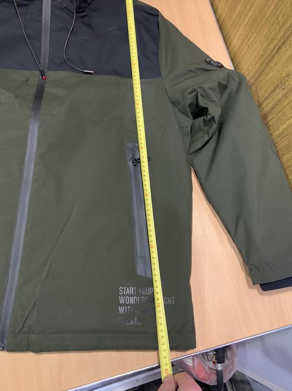 Мужская весенняя куртка ветровка c капюшоном от (GLO-STORY) - Фото 3