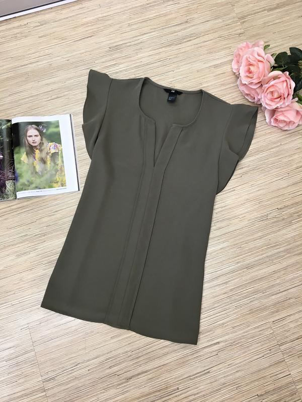 Элегантная блуза от h&m