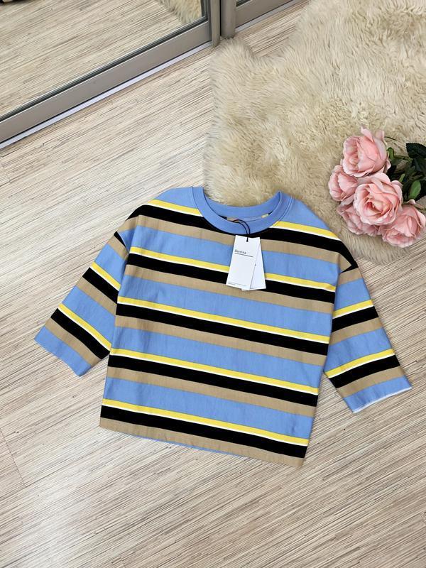 Яркая футболка от bershka